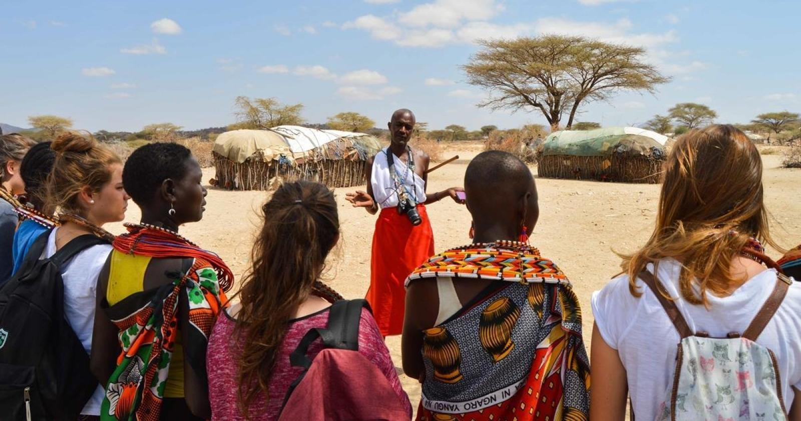ケニアで海外ボランティア 到着案内